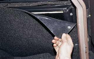 Ремонт водительского сидения ваз 2110
