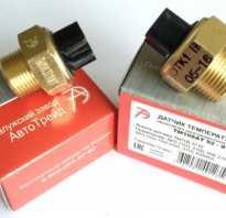 Тм 108 датчик включения вентилятора характеристики