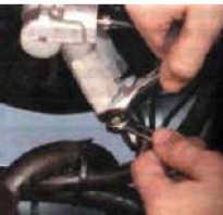 Регулятор давления задних тормозов ланос