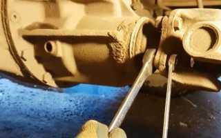 Как правильно установить кардан на газель