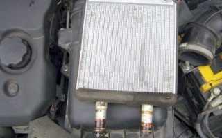 Как заменить радиатор охлаждения на приоре
