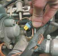Признаки неисправности датчика температуры двигателя