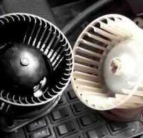 Как снять вентилятор печки на газели