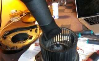 Не работает печка ваз 2114 не крутит