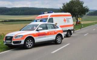 Какая категория нужна для управления скорой помощью