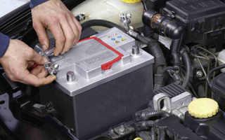 Напряжение зарядки кальциевого аккумулятора