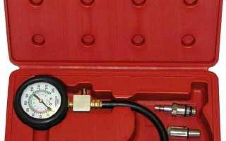 Прибор для проверки давления в цилиндрах
