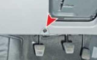 Как снять кнопки на панели приоры
