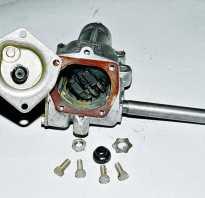 Регулировка рулевого механизма ваз 2107