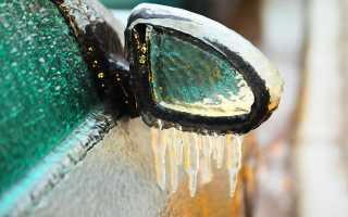 При какой температуре замерзает вода в радиаторе