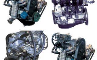 Двигатель от калины на ваз 2114