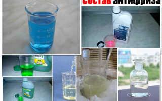 Разъедает ли антифриз резину