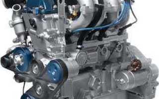 Новый двигатель на уаз 469