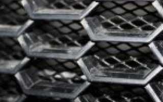 Как установить защитную сетку на радиатор