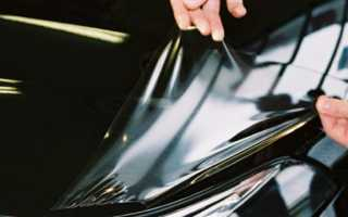 Как защитить машину от царапин