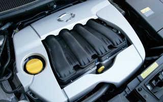 Масляная крышка на двигатель