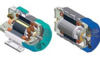 Асинхронный и синхронный электродвигатель в чем разница