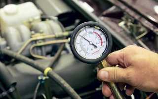 Какая минимальная компрессия должна быть в двигателе