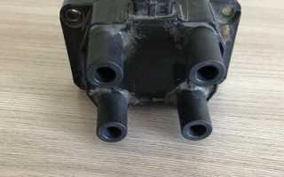 Как проверить катушку зажигания ваз 2107 инжектор