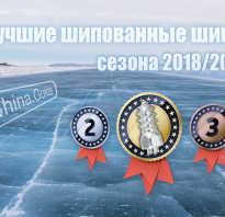 Рейтинг зимних шипованных шин 2018 2019 r16